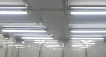 亚克力板铝型材无尘棚